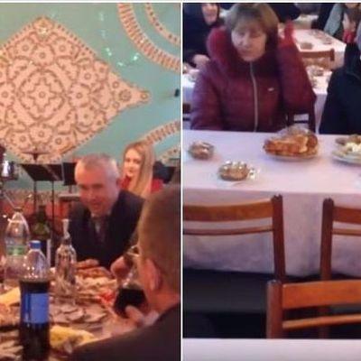 Издевательство, а не праздник для слепых в Коростене:  депутатам - колбасу, слепым - печенье