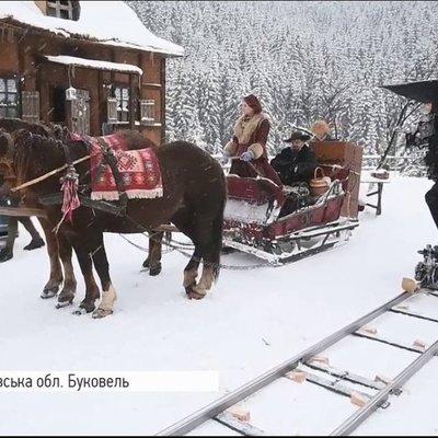 Голливуд обзавидуется: в Карпатах снимают украинское фэнтези (фото, видео)