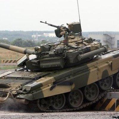 Под Мелитополем произошло ДТП с танками – СМИ