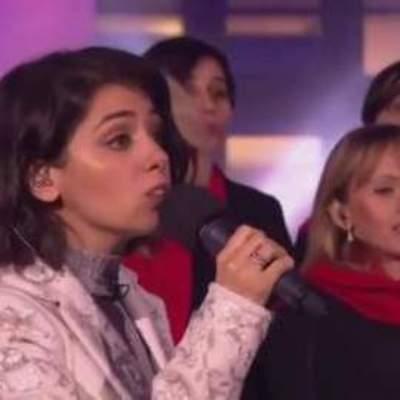 Популярная британская певица запела на украинском языке (видео)