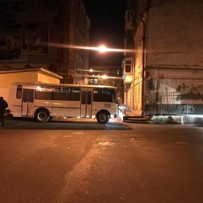Задержан Саакашвили, лагерь атакован
