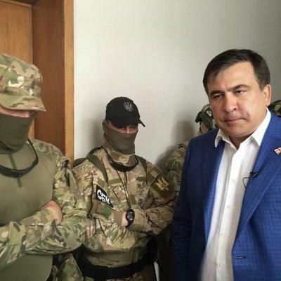 Подробности задержания Саакашвили
