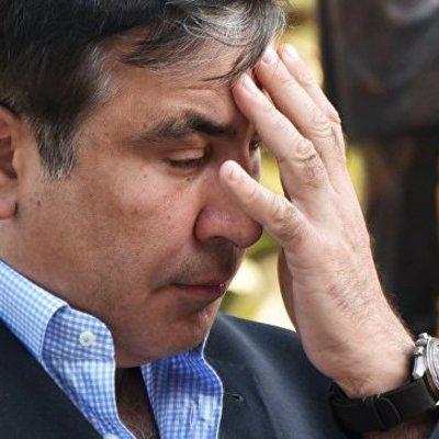 Саакашвили вызывали врача: что происходит в изоляторе