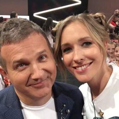Юрий Горбунов поделился свежим фото с женой