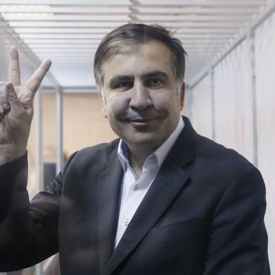 Избрали меру пресечения: Саакашвили отпустили на поруки депутатов