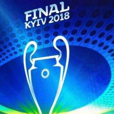 В Киеве презентовали логотип финала Лиги чемпионов