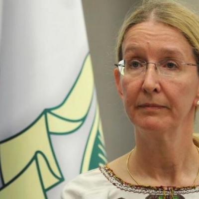 Супрун тремя словами отреагировала на слухи о своей отставке