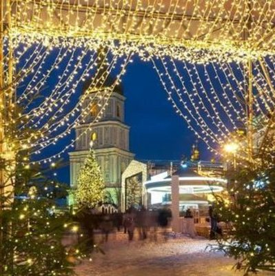 На открытии главной елки в Киеве установят металлоискатели