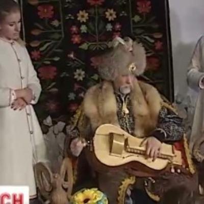 В Киеве открыли первую резиденцию Святого Николая (видео)