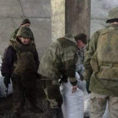 Боевики выдвинули Захарченко «морозный» ультиматум (фото)