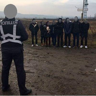 На Буковине разоблачили канал переправки нелегалов в страны ЕС