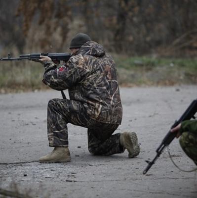 В Донецкую область зашла группа сербских наемников-снайперов – штаб АТО
