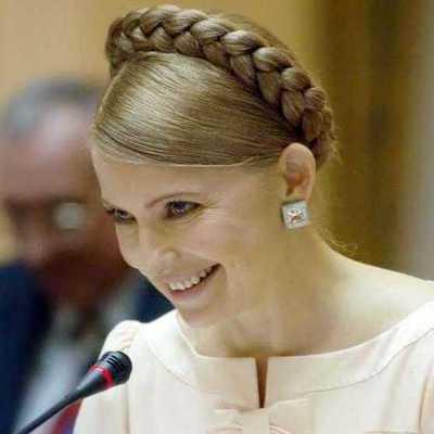 Тимошенко опережает Порошенко в президентском рейтинге