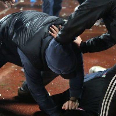Ночью произошла массовая драка киевлян против цыган (видео)