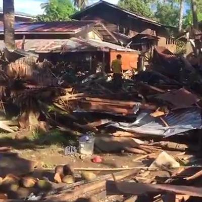 Во Вьетнаме из-за мощного тайфуна эвакуировали около миллиона человек