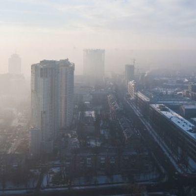 Киевлян предупредили о густом тумане