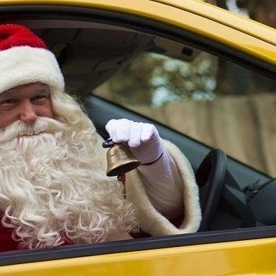 В новогоднюю ночь киевские таксисты будут возить по очень высокому тарифу