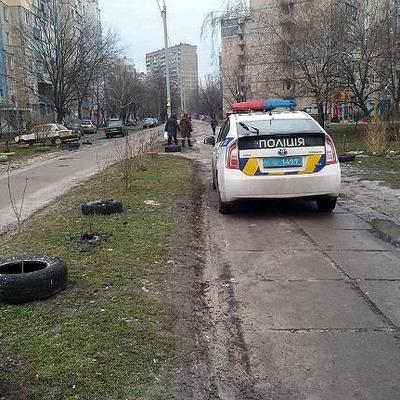 В Киеве грабители напали на врача и похитили сумку с инструментами