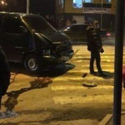 Пьяный священник спровоцировал ДТП в Ивано-Франковске и пытался сбежать