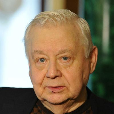 Известный актер Олег Табаков потерял память