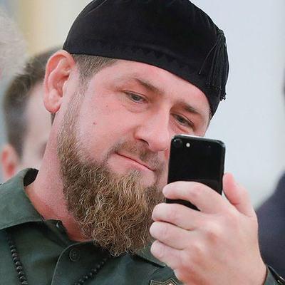 Facebook заблокировал аккаунты Кадырова