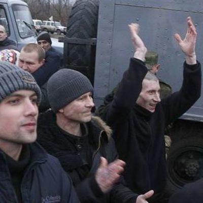 Обмен пленными: полный список освобожденных украинцев