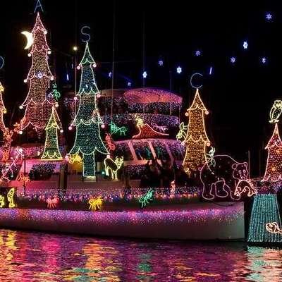Рождественское настроение: Самые красивые иллюминации городов мира