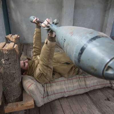 Снимок украинца из Донбасса попал в рейтинг лучших фото Guardian