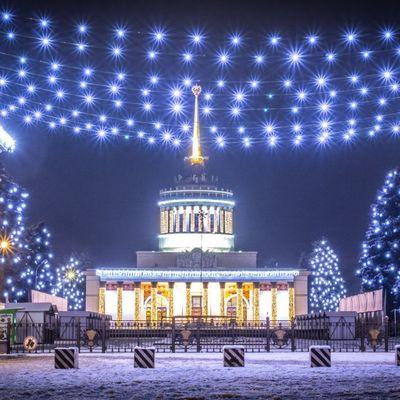 Куда пойти в Киеве на новогодне-рождественские праздники