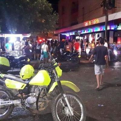 В ночном клубе Колумбии произошел взрыв, десятки раненых