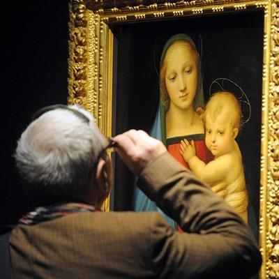 В Ватикане были обнаружены последние работы Рафаэля (фото)