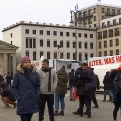 В Британии на Новый год на улицах будут дежурить мобильные вытрезвители (видео)