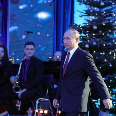 Новогоднее обращение Путина уже слили в сеть