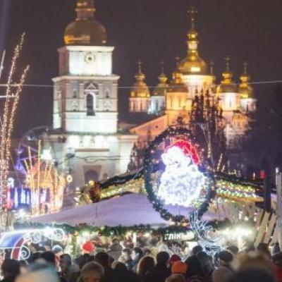 Опа-опа, почти Европа: центр Киева после новогодних празднований превратили в свинарник