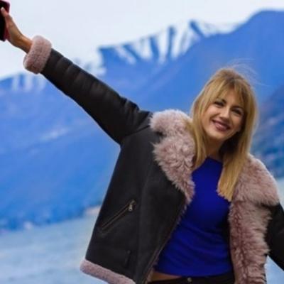 Леся Никитюк показала будущего мужа