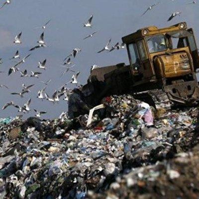 На мусорном полигоне под Киевом будут перерабатывать жидкие отходы