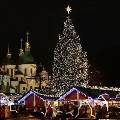 Программа празднования Рождества в столице