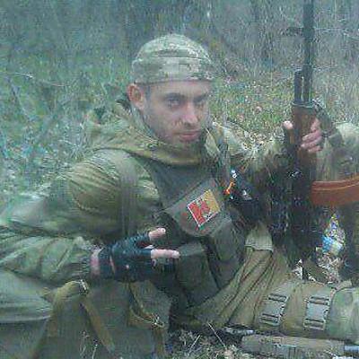В зоне АТО погиб украинский разведчик