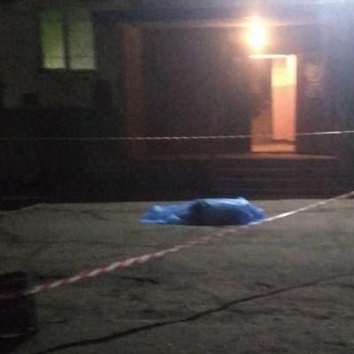 В Запорожье отказались отпевать ребенка, на которого упал самоубийца