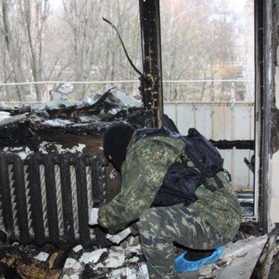 В Харькове погиб волонтер АТО из-за взрыва гранаты в квартире