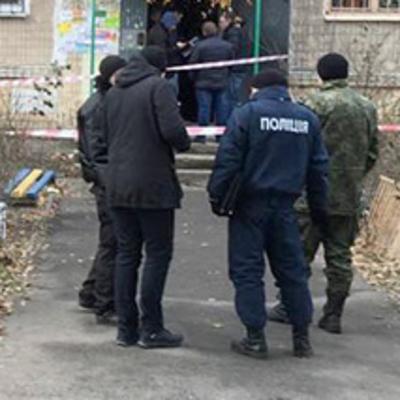 В Киеве мужчина поднял руку на женщину и поплатился жизнью
