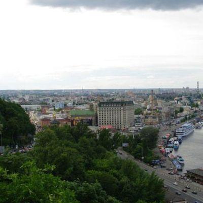 В Киеве появится башня кругового обзора