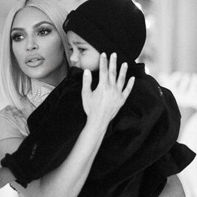 Ким Кардашьян рассказала о болезни сына