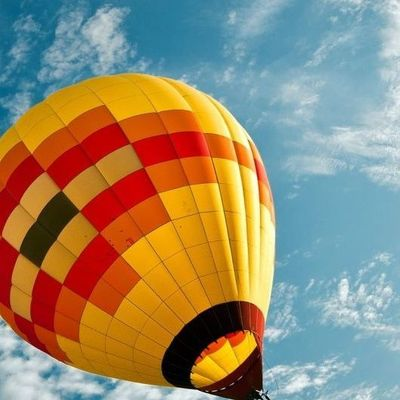 Жуткое падение воздушного шара с туристами в Египте (видео)