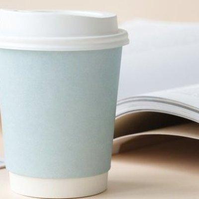 В Британии введут налог на одноразовые стаканчики