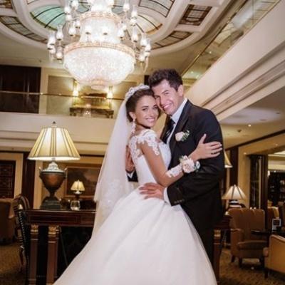 Андрей Джеджула с женой отправился в медовый месяц