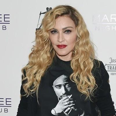 Мадонна показала как выглядит без макияжа