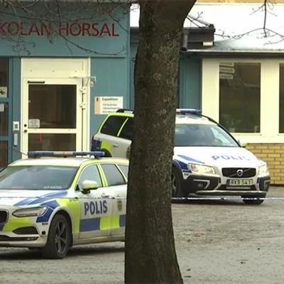 В Стокгольме произошел взрыв возле станции метро (фото)