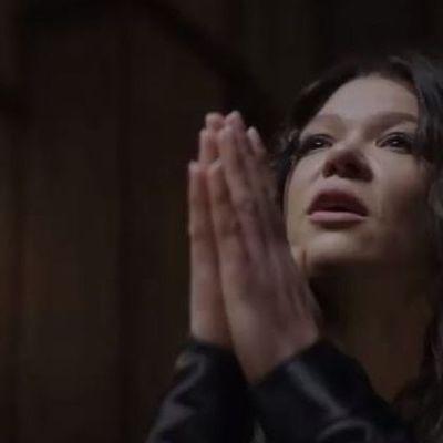 Руслана сняла клип-молитву