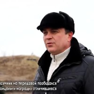 В Сети высмеяли визит нового главаря «ЛНР» на передовую